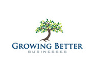 Growing Better Businesses Logo - Entry #58