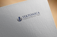 Tektonica Industries Inc Logo - Entry #75