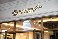 Sturdivan Collision Analyisis.  SCA Logo - Entry #8