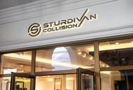 Sturdivan Collision Analyisis.  SCA Logo - Entry #8