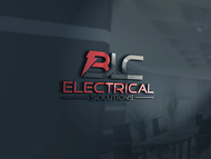 BLC Electrical Solutions Logo - Entry #291