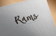 Rams Duty Free + Smoke & Booze Logo - Entry #313