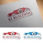 RI Building Corp Logo - Entry #357