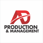 Corporate Logo Design 'AD Productions & Management' - Entry #14