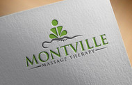 Montville Massage Therapy Logo - Entry #111