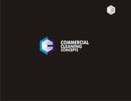 Commercial Cleaning Concepts Logo - Entry #114