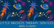 Little Rockets Therapy Services Logo - Entry #74