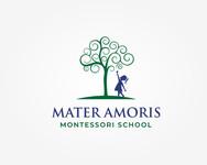 Mater Amoris Montessori School Logo - Entry #739