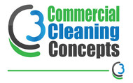 Commercial Cleaning Concepts Logo - Entry #76