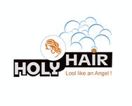 Holy Hair Logo - Entry #52