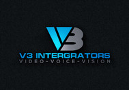 V3 Integrators Logo - Entry #25