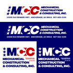 Mechanical Construction & Consulting, Inc. Logo - Entry #123