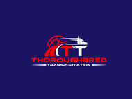 Thoroughbred Transportation Logo - Entry #46