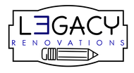 LEGACY RENOVATIONS Logo - Entry #219