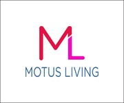 Motus Living Logo - Entry #130