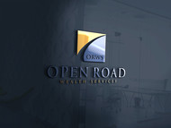 "Open Road Wealth Services, LLC  (The ""LLC"" can be dropped for design purposes.) Logo - Entry #46"