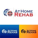 At Home Rehab Logo - Entry #102