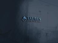 "Taurus Financial (or just ""Taurus"") Logo - Entry #384"