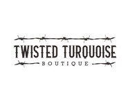 Twisted Turquoise Boutique Logo - Entry #80