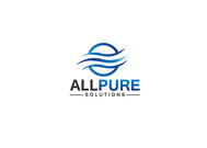 ALL PURE SOLUTIONS Logo - Entry #9