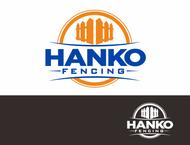 Hanko Fencing Logo - Entry #273