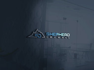 Shepherd Drywall Logo - Entry #307