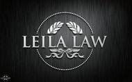 Leila Law Logo - Entry #53
