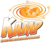 KAMPcoordinator : Kids' Adventure Mapping Program   Logo - Entry #19
