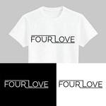 Four love Logo - Entry #388