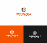Improbable Escape Logo - Entry #31