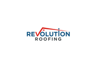 Revolution Roofing Logo - Entry #24