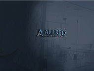 ALLRED WEALTH MANAGEMENT Logo - Entry #404