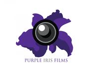 Purple Iris Films Logo - Entry #98