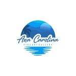 Ana Carolina Fine Art Gallery Logo - Entry #61