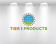 Tier 1 Products Logo - Entry #299
