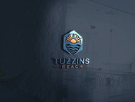 Tuzzins Beach Logo - Entry #2