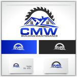 CMW Building Maintenance Logo - Entry #19