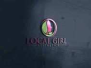 Local Girl Aesthetics Logo - Entry #86