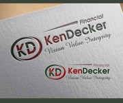 Ken Decker Financial Logo - Entry #199