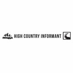 High Country Informant Logo - Entry #142