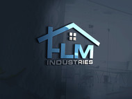 HLM Industries Logo - Entry #41