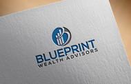 Blueprint Wealth Advisors Logo - Entry #147