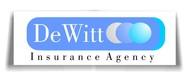 """""""DeWitt Insurance Agency"""" or just """"DeWitt"""" Logo - Entry #120"""