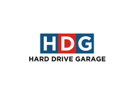 Hard drive garage Logo - Entry #42