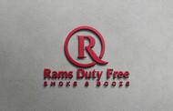 Rams Duty Free + Smoke & Booze Logo - Entry #346