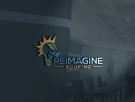 Reimagine Roofing Logo - Entry #340