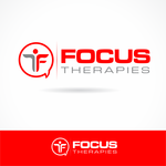 Focus Therapies Logo - Entry #48
