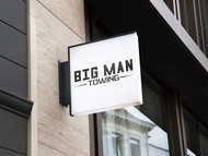 Big Man Towing Logo - Entry #111