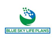 Blue Sky Life Plans Logo - Entry #247