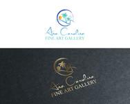 Ana Carolina Fine Art Gallery Logo - Entry #108